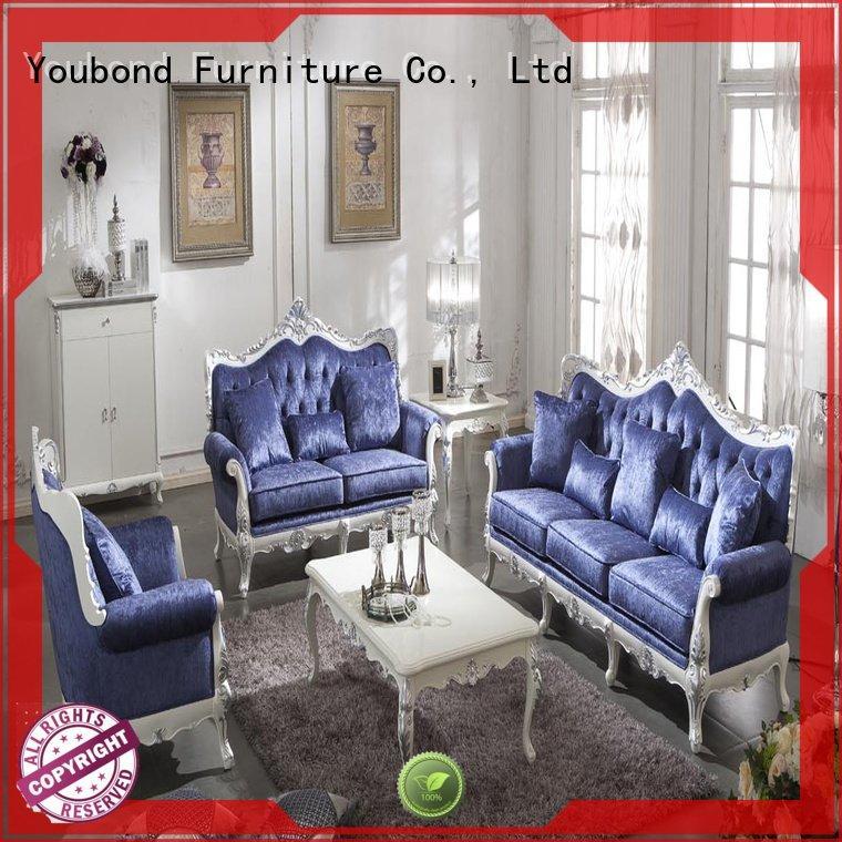 Senbetter palace classic living room furniture living wood