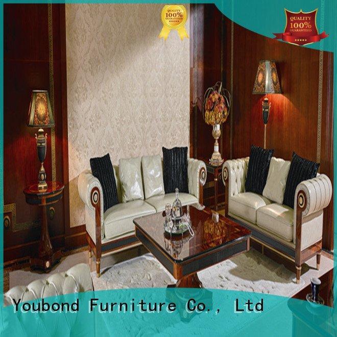 latest classic living room furniture Senbetter white living room furniture