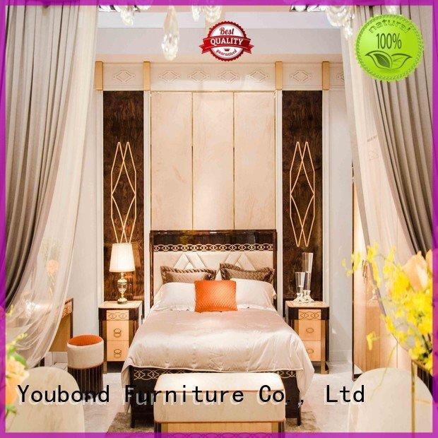 oak bedroom furniture solid bedroom Senbetter Brand