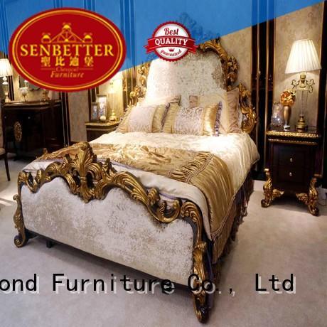 gross solid wood bedroom furniture Senbetter oak bedroom furniture