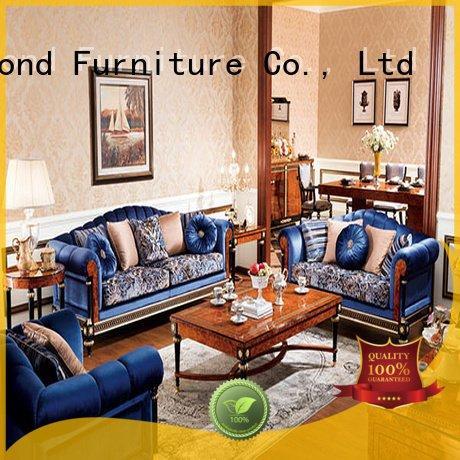 flower living vintage Senbetter classic living room furniture