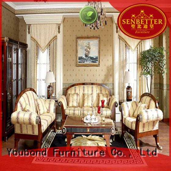 flower palace classic living room furniture vintage Senbetter