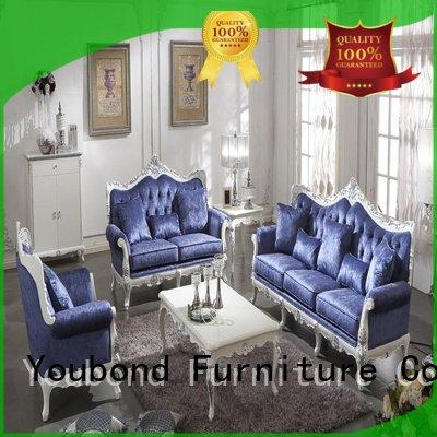 Quality Senbetter Brand white living room furniture
