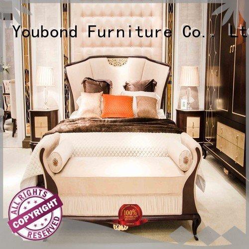 oak bedroom furniture gross 0068 solid wood bedroom furniture Senbetter Brand