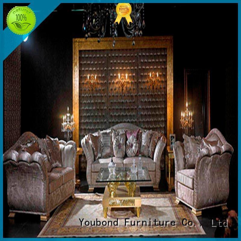 Senbetter palace dubai style white living room furniture white