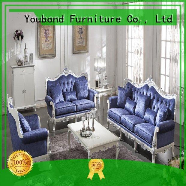 carving delicate dubai Senbetter classic living room furniture