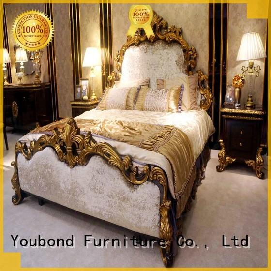 Senbetter classic solid wood bedroom furniture gross wood