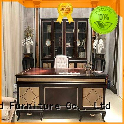 study classic office furniture mahogany Senbetter