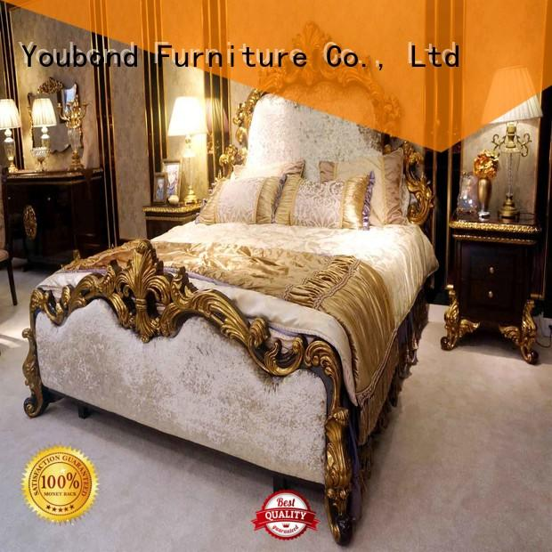 Senbetter oak bedroom furniture 0068 style classic