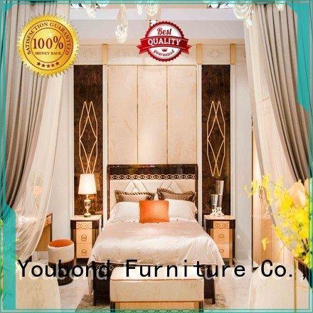 gross wood Senbetter solid wood bedroom furniture