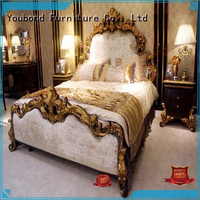 Quality Senbetter Brand beech solid wood bedroom furniture