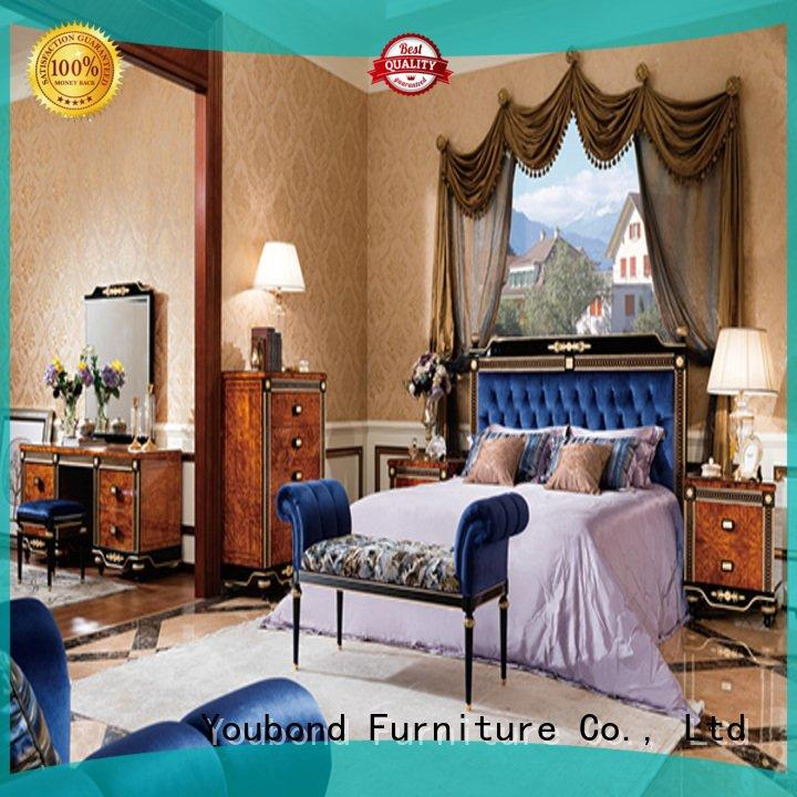oak bedroom furniture solid beech Senbetter Brand