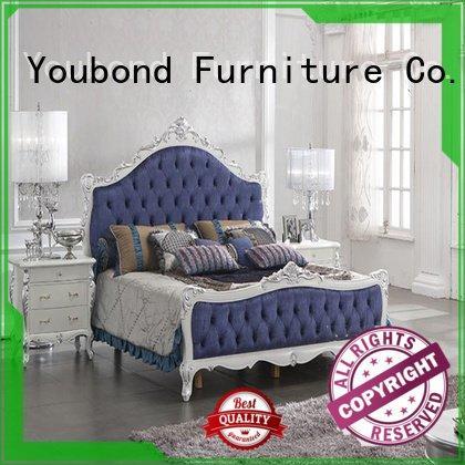 oak bedroom furniture wood 0068 simple design